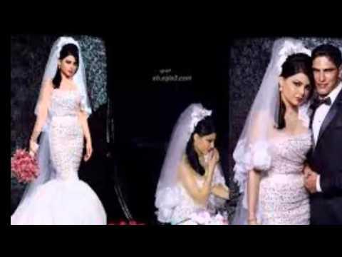 صور حفل زفاف هيفاء وهبى   لا يفوتك