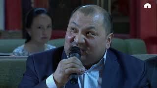 видео: Майрамбек менен депутат