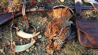 Flintlock Fowler Grouse Hunting - Muzzleloader 2014