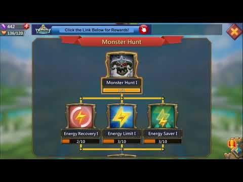 Lords Mobile F2P Series 16: Voyage Quest 5