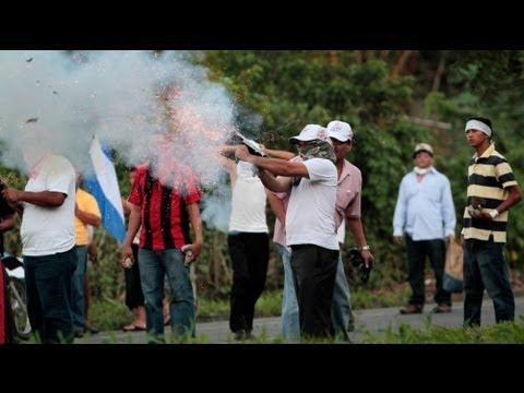 Nikaragua'da Seçim Sonuçlarına Tepkiler Büyüyor
