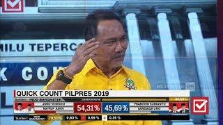 Rizal Mallarangeng: Prabowo Delusi, tidak Siap Kalah