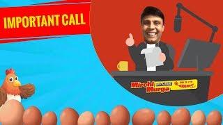Mirchi Murga | The Most Important Call | RJ Naved
