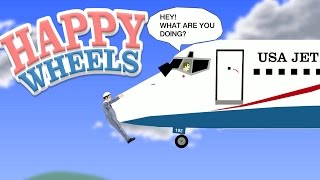 Happy Wheels: Xtreme Skydiving - Part 453