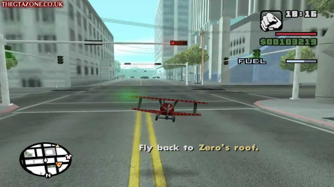 Misi-misi paling susah di GTA San Andreas