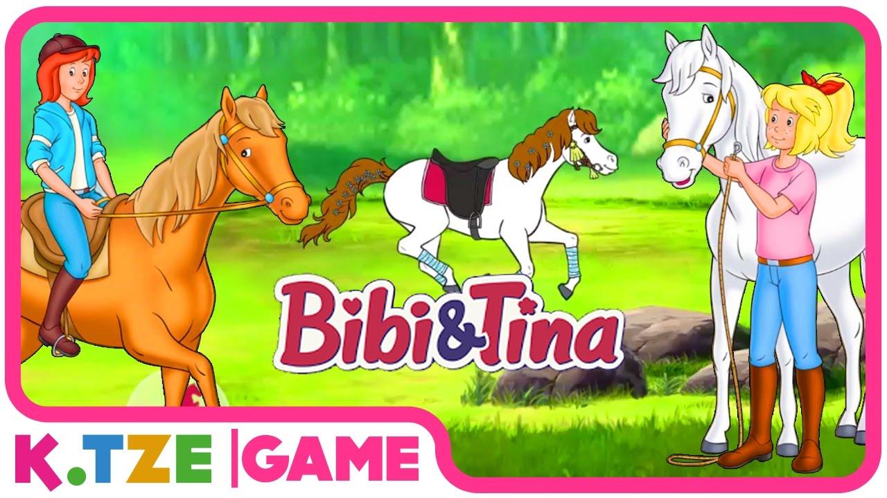 Bibi Und Tina Auf Deutsch