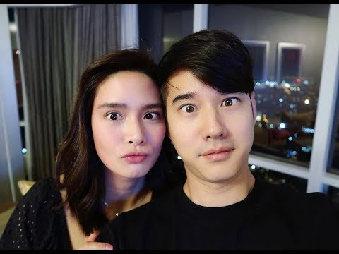 Catching up with Mario Maurer ♥️ | Erich Gonzales