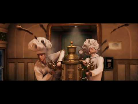 Der Polarexpress - Hot Chocolate (German/Deutsch)