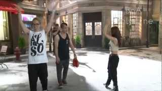 "BoA ""Only One"" Dance Ver. M/V Behind the Scenes. Making"
