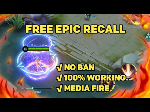 GET EPIC RECALL FOR FREE!! | MOBILE LEGENDS