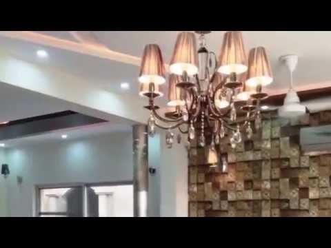 1 kanal designer house sami furnished for sale in bahria - Swimming pool in bahria town lahore ...