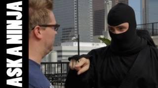 Ask A Ninja - Where Have I Been? /w Alex Albrecht