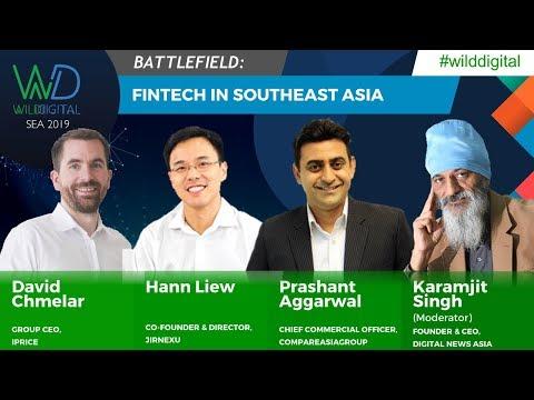 Battlefield Of FinTech In Southeast Asia - WD SEA 2019