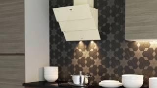 Кухонная вытяжка ELEYUS TROY LED SMD - видео обзор вертикальной вытяжки