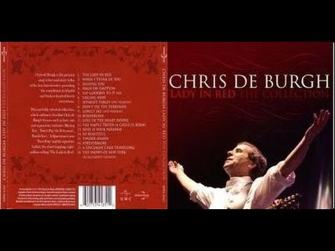 Chris de Burgh - Lady In Red The Collection (audio)