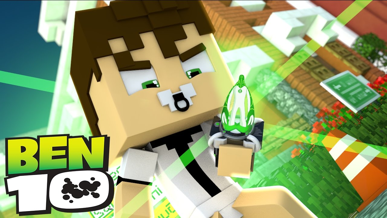 91c720905ba Minecraft  WHO S YOUR FAMILY  - O BEBÊ BEN 10 SE TRANSFORMOU NO ...