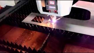 ARGUS Laser+ 500W Fiber Laser 1.5mm SS Cutting