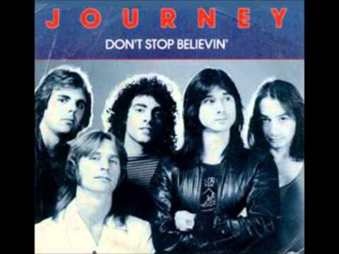Journey - Don't Stop Believin' (HD) (1080p)