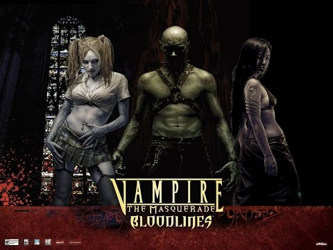 Vampire The Masquerade – Bloodlines, Unofficial Patch + Devolved Graphics Mod, 1440p