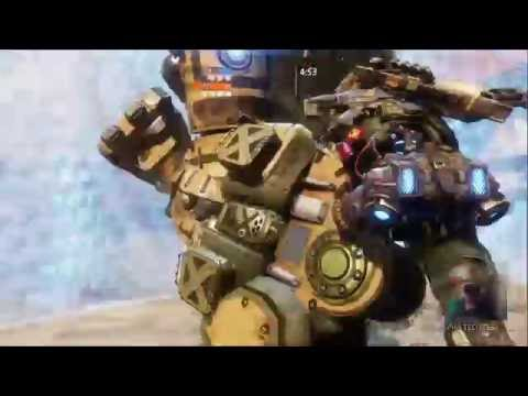 VR Titanfall 2 tech test week 2 : Oculus Rift CV1  PlayStation 4 pt4 Amped Hardpoint