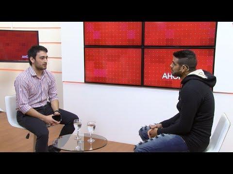 AHORA TV | Entrevista a Diego Jara