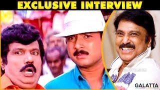 நான் Direct பண்ணா கவுண்டமணி கண்டிப்பா இருப்பார் - Karthik   Ultimate Fun Interview   Mr Chandramouli
