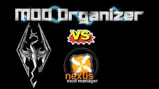 MODDING PROFILES: Nexus Mod Manager vs. Mod Organizer (SKYRIM UPDATE)