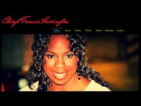 Cheryl Francis Harrington -Voice Over Reel