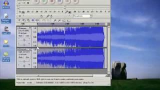 Membuat Lagu Karaoke dari MP3 dgn Audacity