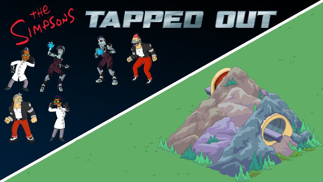 how to get the monorail in tapped out