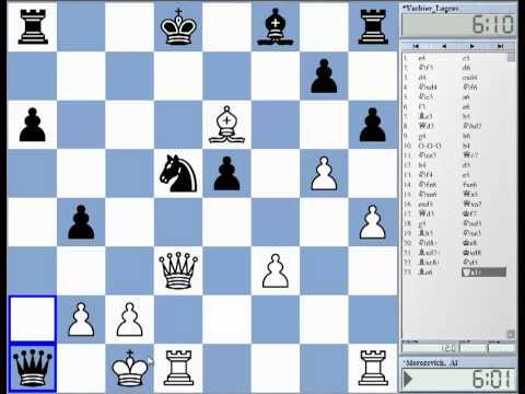 Modern Classics Ep 3: Morozevich-Vachier Lagrave, Biel 2009 - Sicilian Najdorf