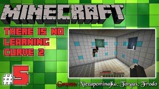 Minecraft Escape: There is No Learning Curve II z Torgusem i Frodo! [5/9] -
