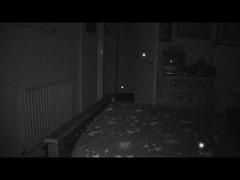 Infrared Video Search for Spirit Orbs - Sightings