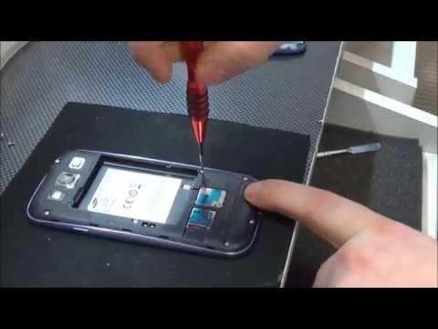 Samsung Galaxy S3 Display Reparatur