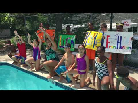 Horizons at Dedham Country Day School Wish Katie Meili Good Luck in the 2016 Olympics