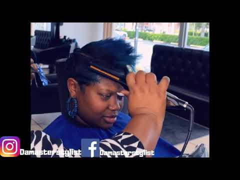 Mane Life Collection | How to curl short hair
