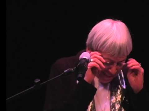 """Ursula K. Le Guin reads from """"The Wizard of Earthsea"""""""