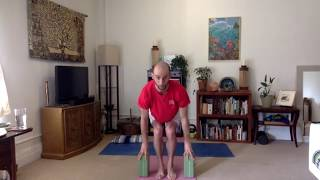 Hips, side-body and core stabilization