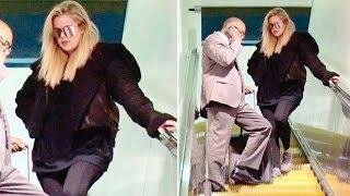 Khloe Kardashian Shows Off Baby Bump After Confirming Pregnancy News