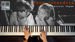 jeux interdits - piano - difficult version