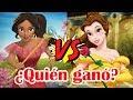 BATALLA DE RAP DE PRINCESAS - Elena vs Bella -Yessi tu amiga