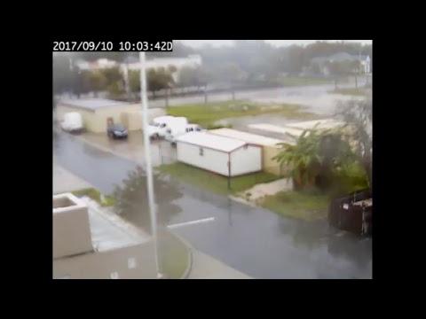 Hurricane IRMA - live stream - Kissimmee. FL