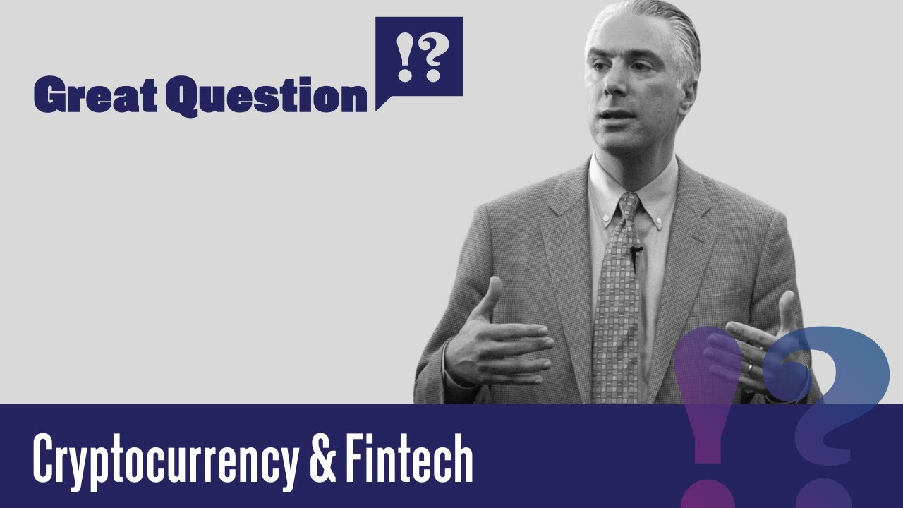 Wharton Great Question: Prof. Kevin Werbach – Cryptocurrency & Fintech