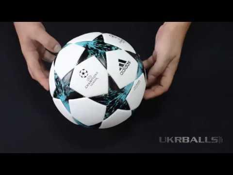 Футбольный мяч Adidas Finale 17 Top Training Soccer Ball BQ1852 ... 0ef747c05a3a6