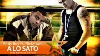 Nicky Jam Ft Andy Boy - Alo Sato