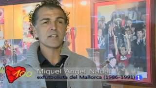 El Centenari del Real Mallorca a RTVE Balears