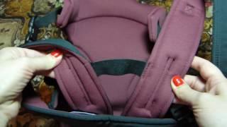 Рюкзак переноска (кенгуру) для ребенка - распаковка и обзор