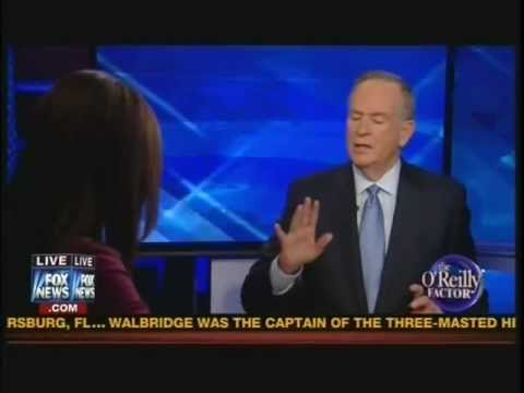 Bill O'Reilly talks about 'Test of Fire' election video