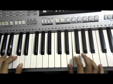 Belajar Keyboard Lagu Anak-Anak: Satu Satu Aku Sayang Ibu