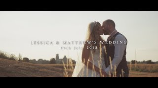 D.G Pictures: Jessica & Matthew's Wedding at The Old Hall Ely - Cinematic Short Film Feature Plus